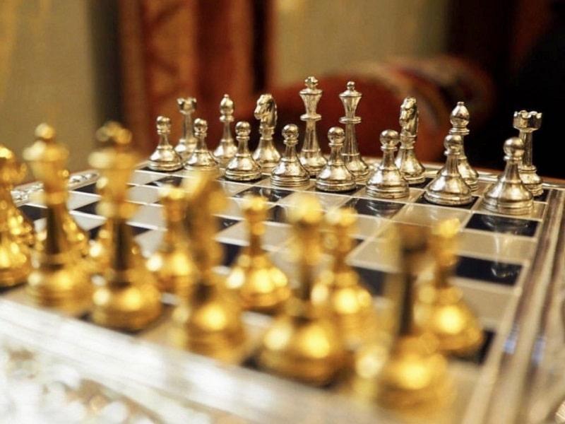 Vila Katharina chess
