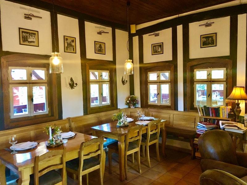 Valea Verde restaurant