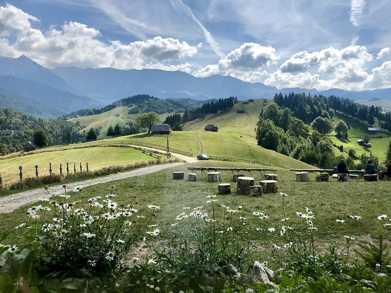 Amfiteatrul Transilvania view