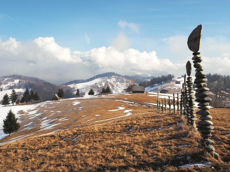 Amfiteatrul Transilvania stones