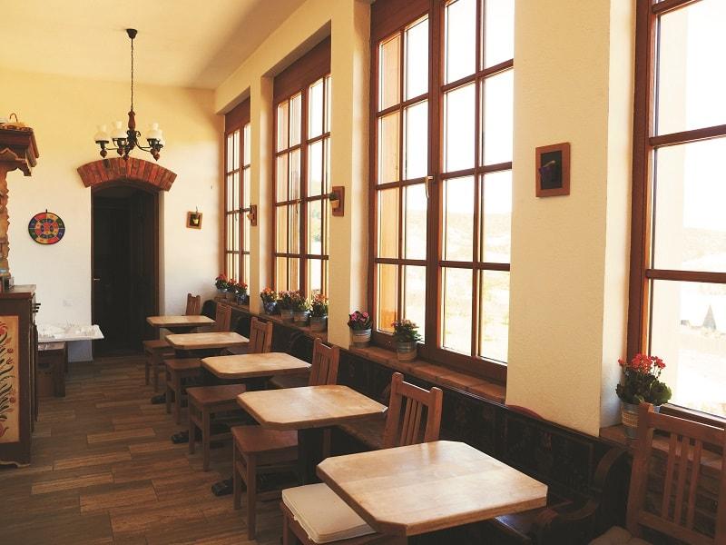 Casa Krauss Restaurant