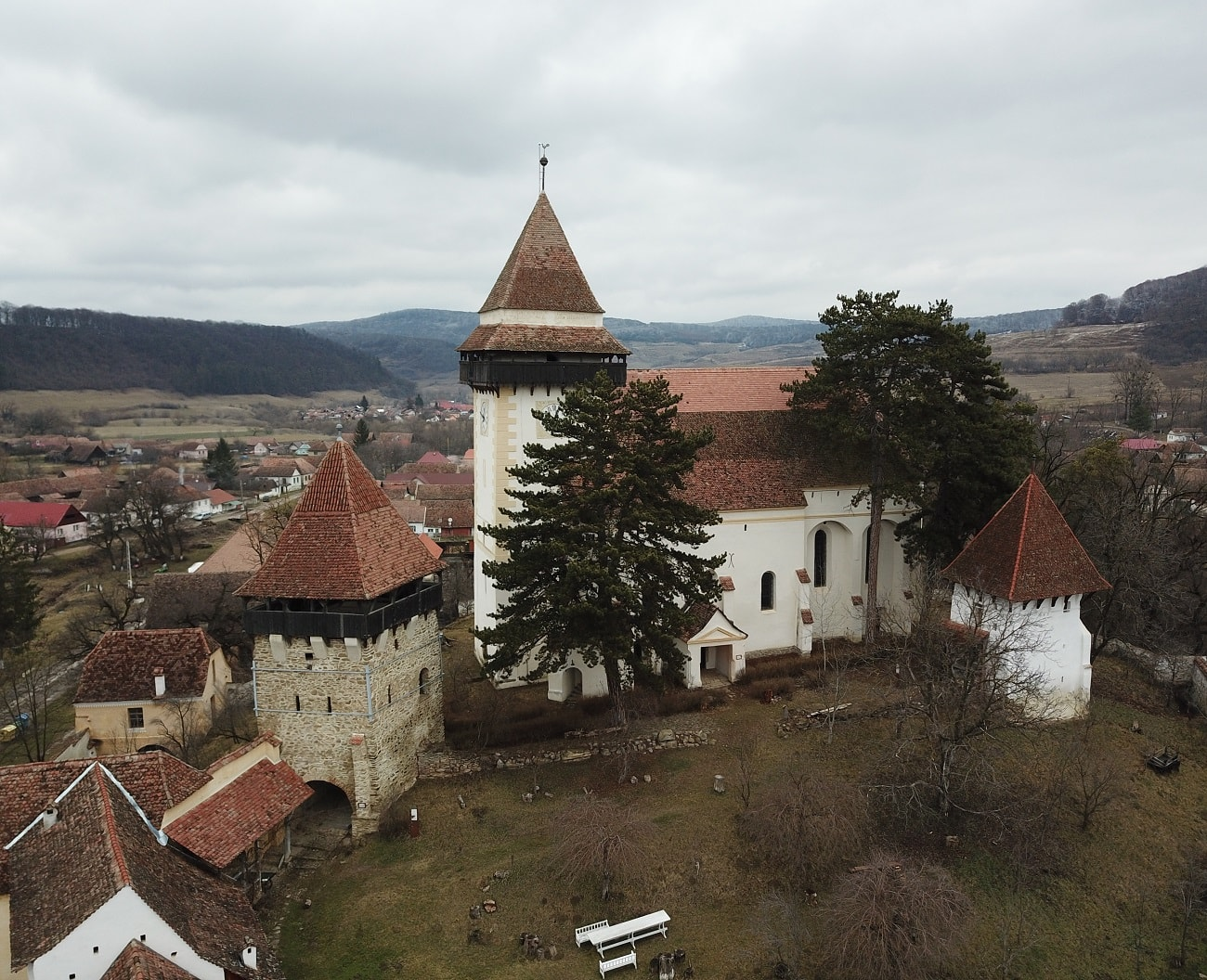 Apold Fortified Church