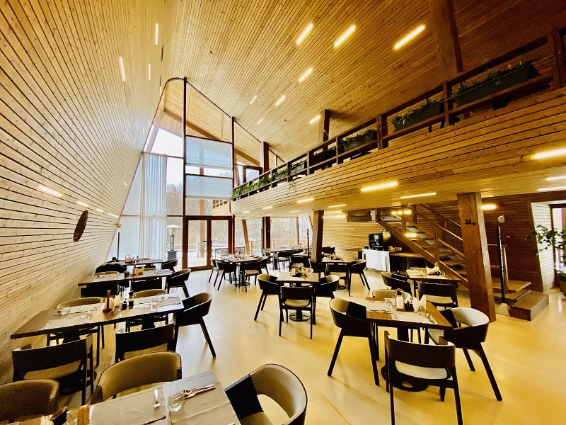 Cuibul de Lemn - Restaurant