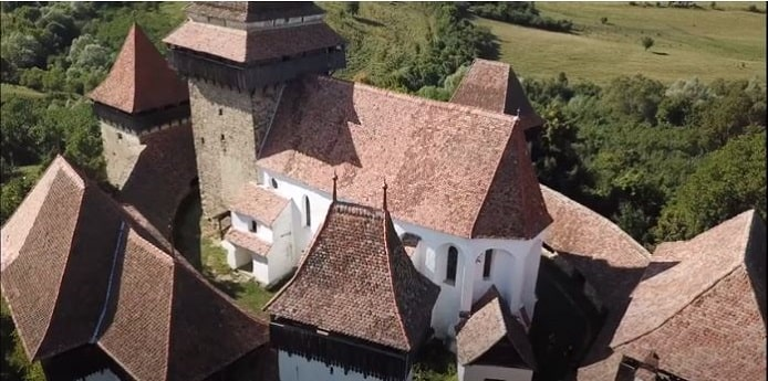 The Fortified Churches from Transylvania-min