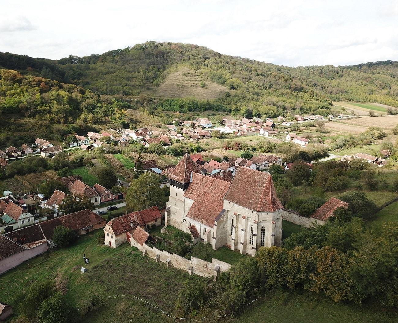 Biserica Fortificata Copsa Mare
