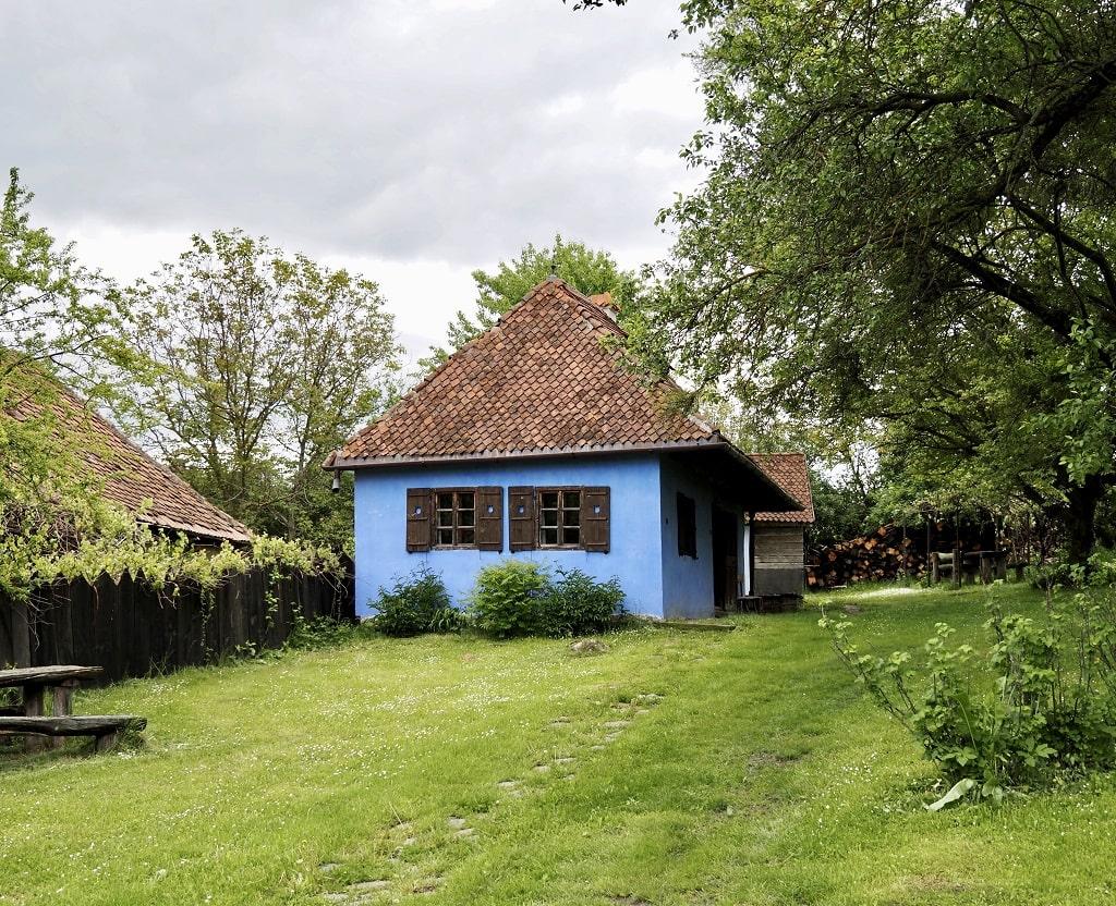 Case de Oaspeți ale Contelul Kalnoky