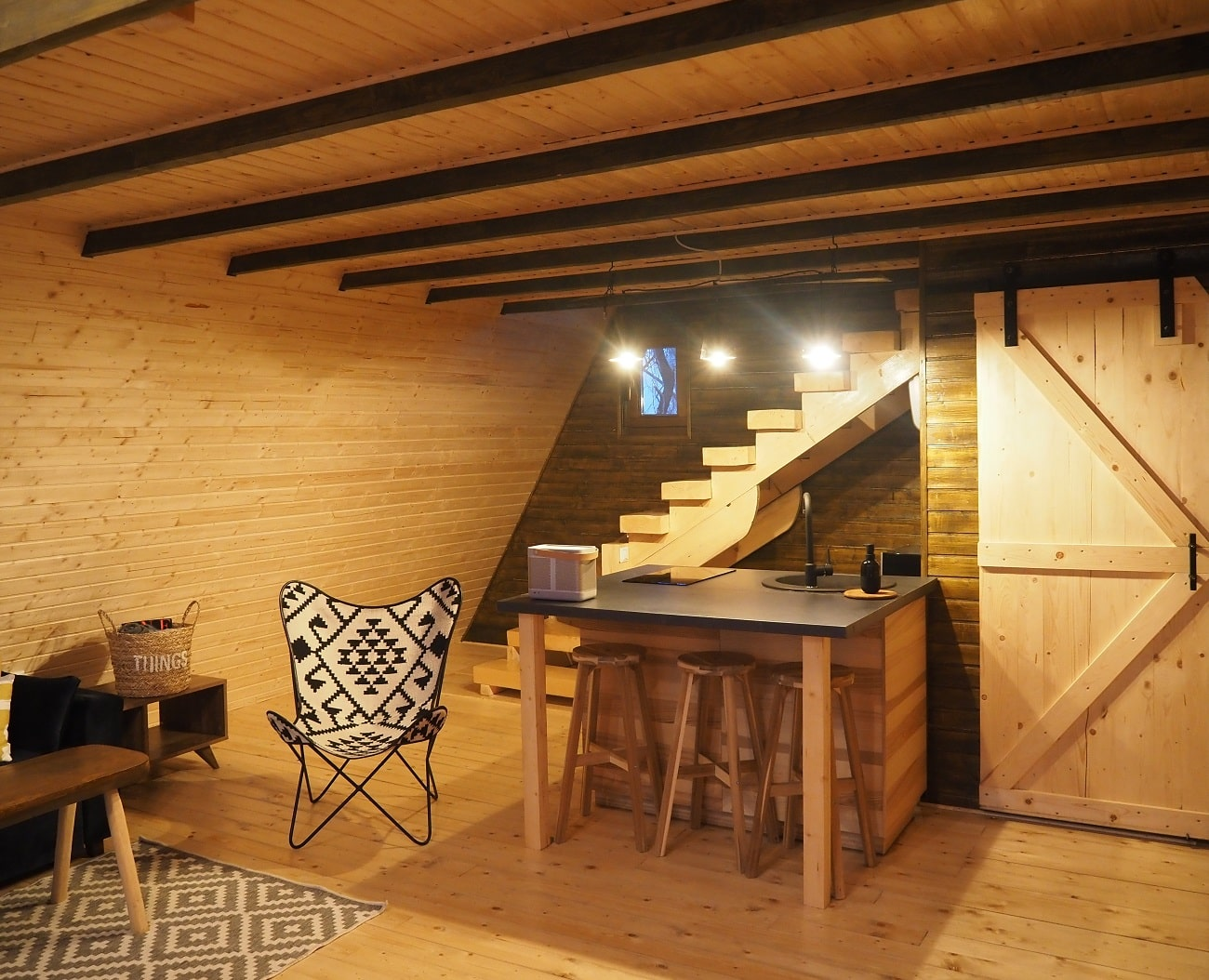 Treehouse Porumbacu