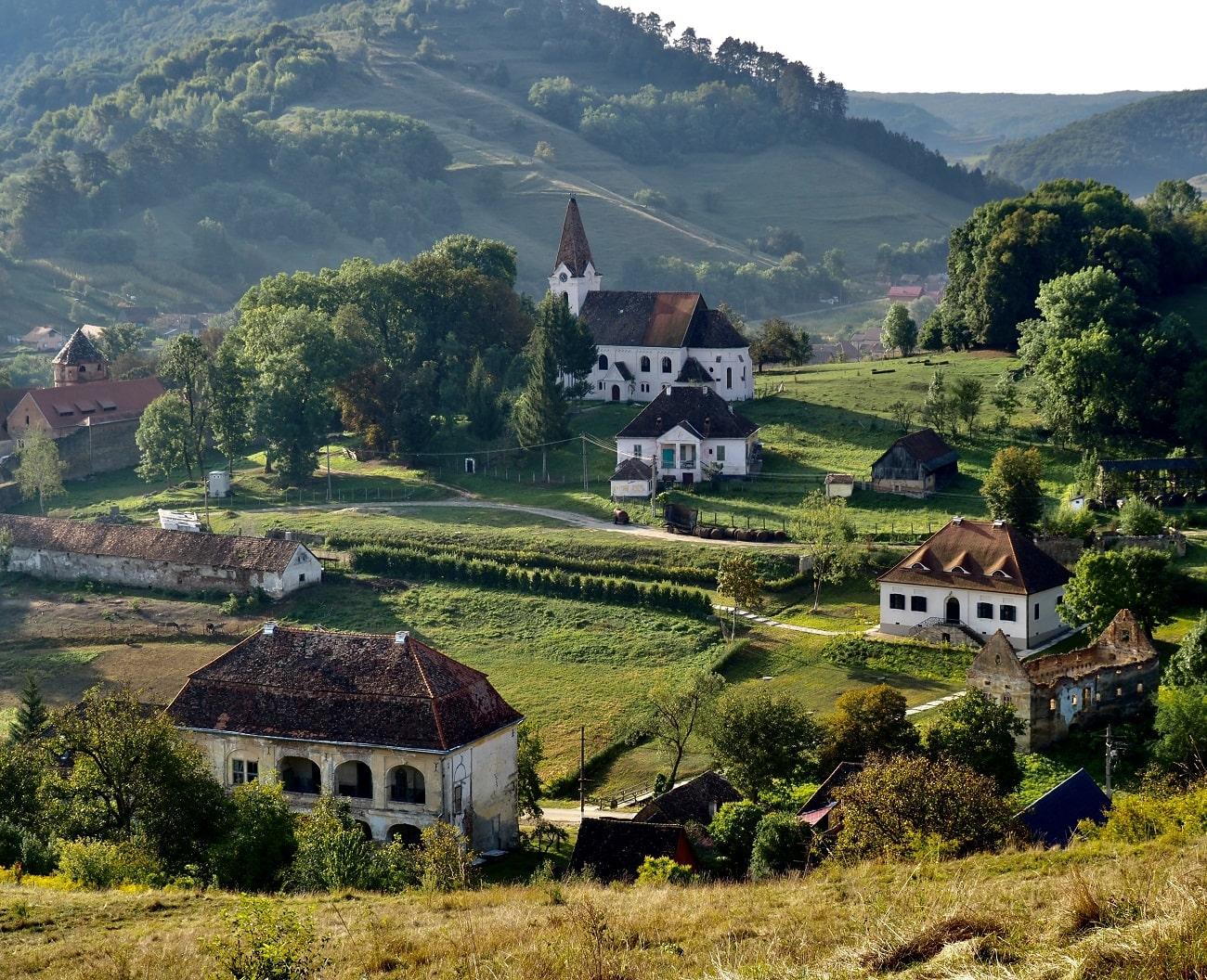 Romanian Romance - proiect pentru tara