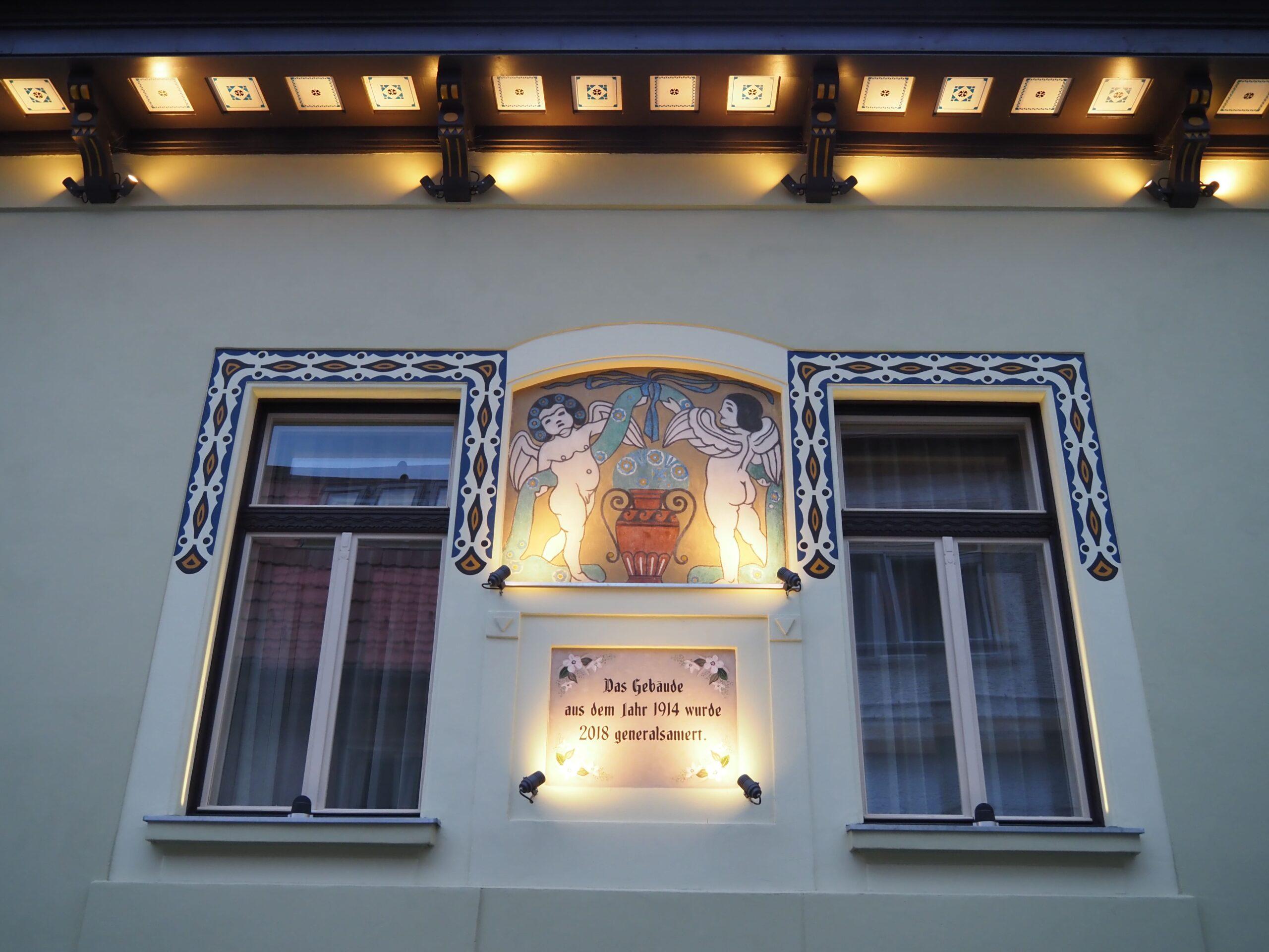 Schuster boarding House